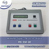 Multitimer Digital modelo TM2001-A marca Bioplus