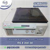 Centrífuga alta capacidade modelo T6000D marca Sorvall