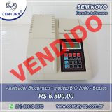 Analisador Semiautomático para Bioquímica modelo BIO 2000 marca Bioplus