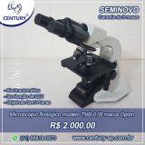 Microscópio Biológico modelo TNB-01B marca Opton