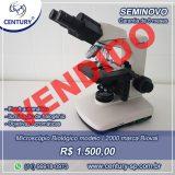 Microscópio Biológico modelo L2000 marca Bioval