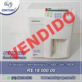 Analisador Hematológico modelo ABC Vet marca ABX
